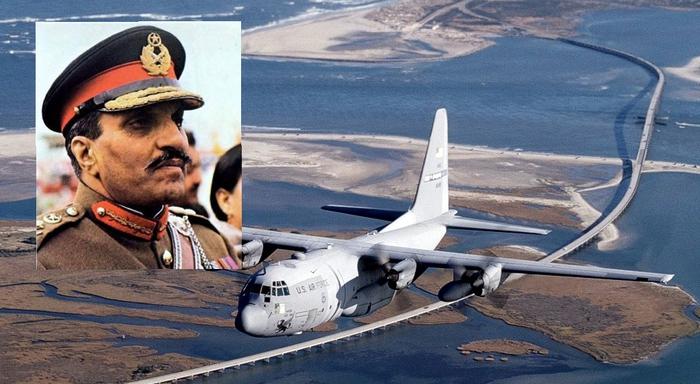 Тайна гибели президента Пакистана Мохаммеда Зии-уль-Хака