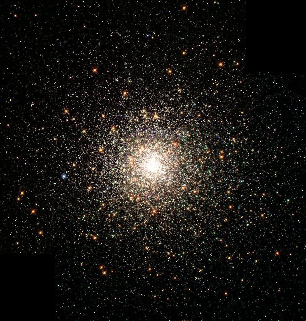 Звездные шаровые скопления