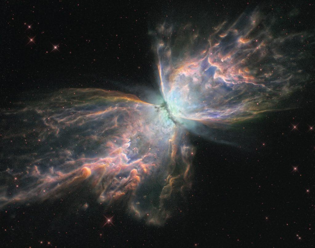 Как возникают планетарные туманности