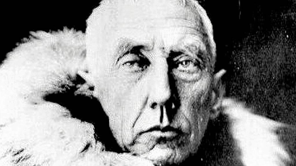 Руаль Амундсен - Покорение Северо-Западного прохода