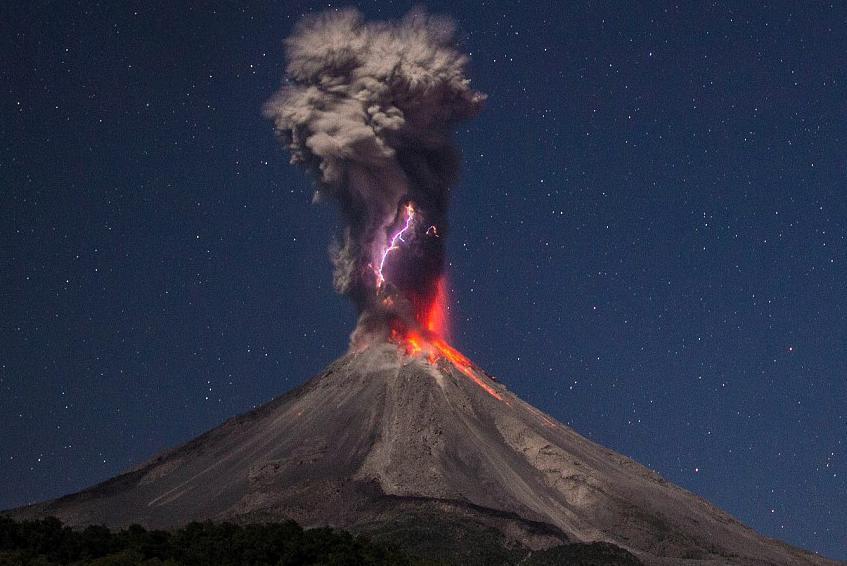 Как образуются и какие бывают вулканы
