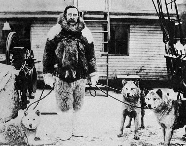Путешествие Роберта Пири на Северный полюс