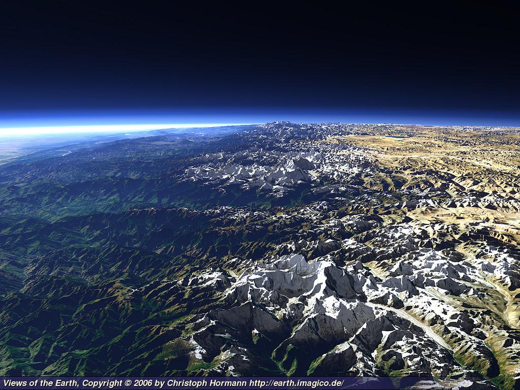 Как сформировались Гималаи