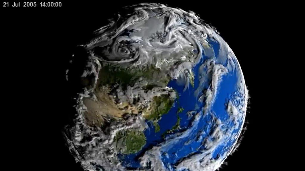 Наша планета живая