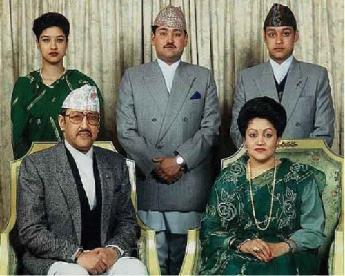 Убийство королевской семьи Непала
