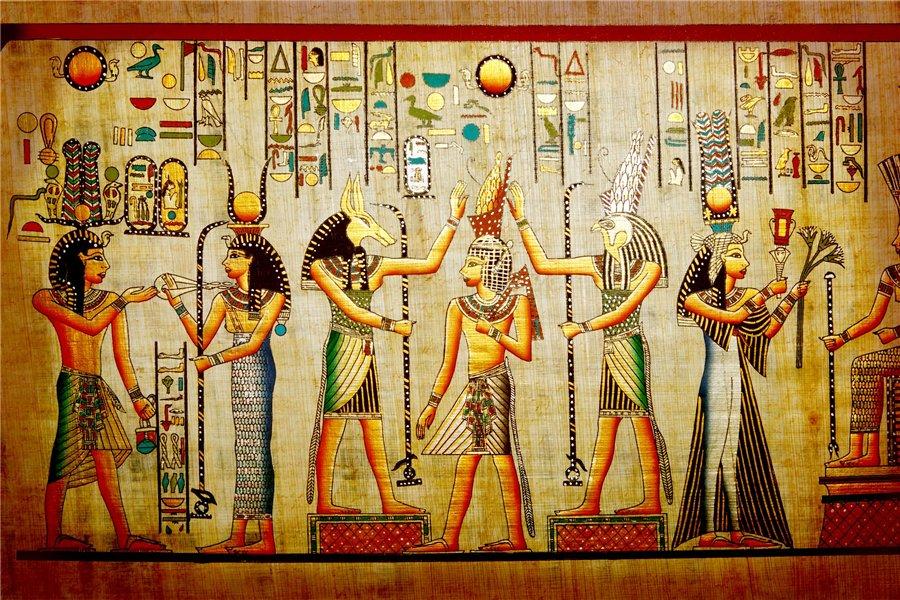 Древние египтяне бывали в Австралии!