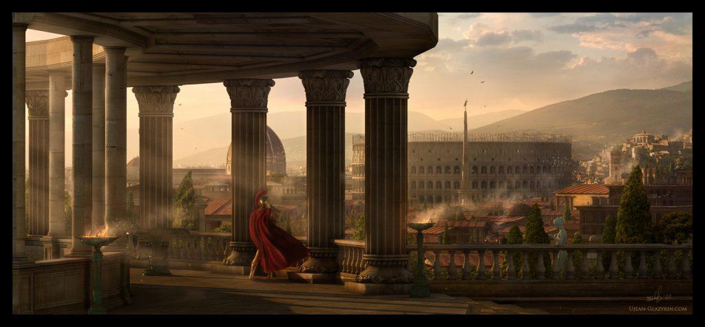 Краткая история Римской империи. Как жили в Древнем Риме?