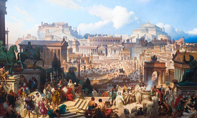 Италия: из мрака Средневековья к свету