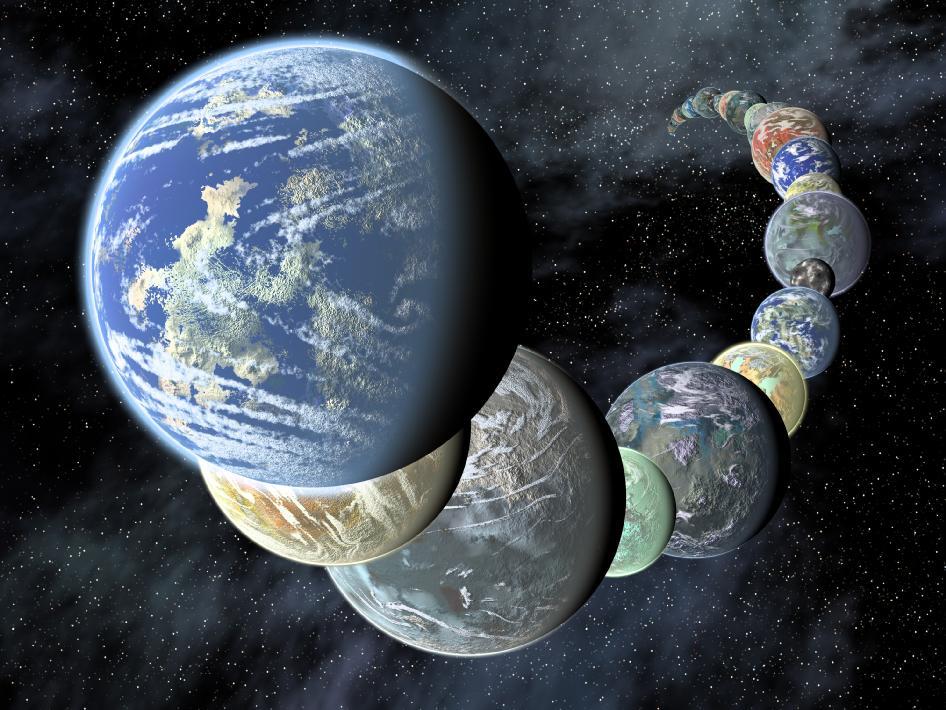 Жизнь во вселенной появилась почти сразу после Большого взрыва