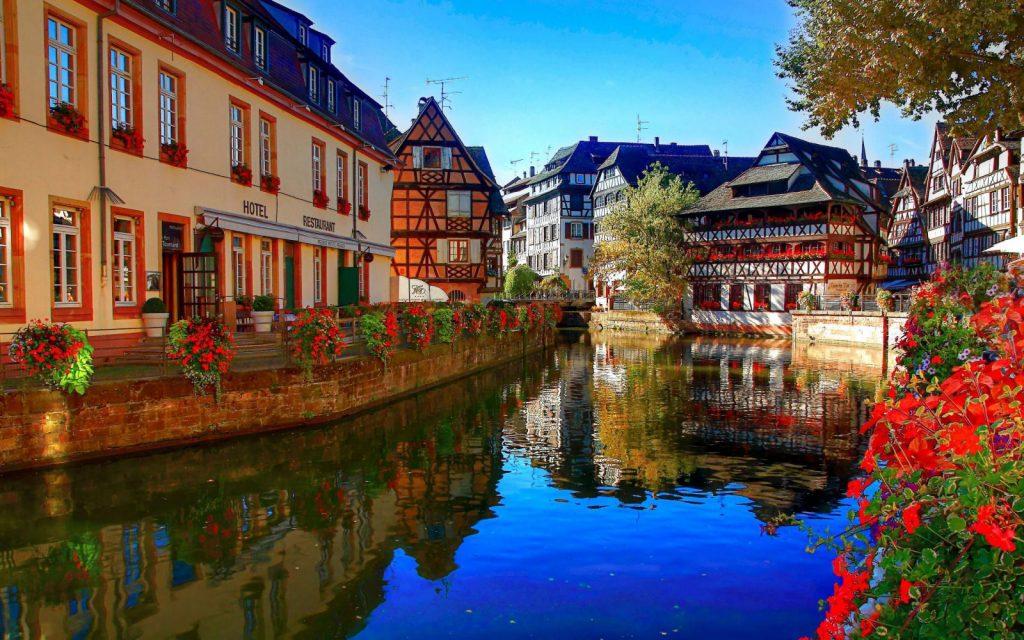 Северо-Восток Франции
