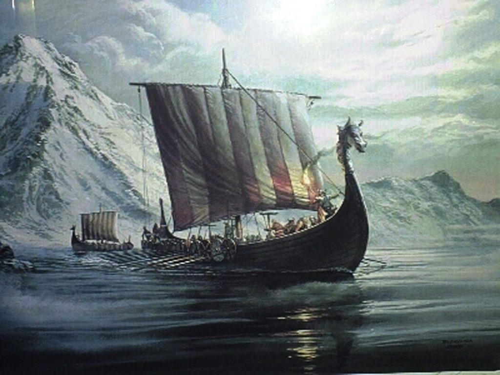 Исчезнувшие гренландские викинги