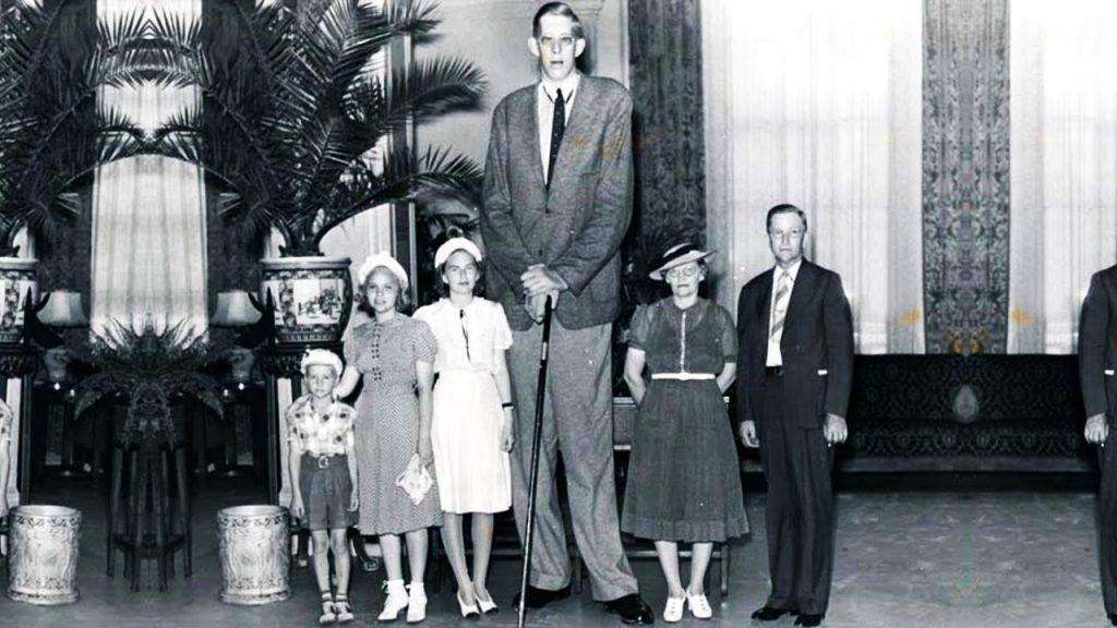Самые высокие люди в мире
