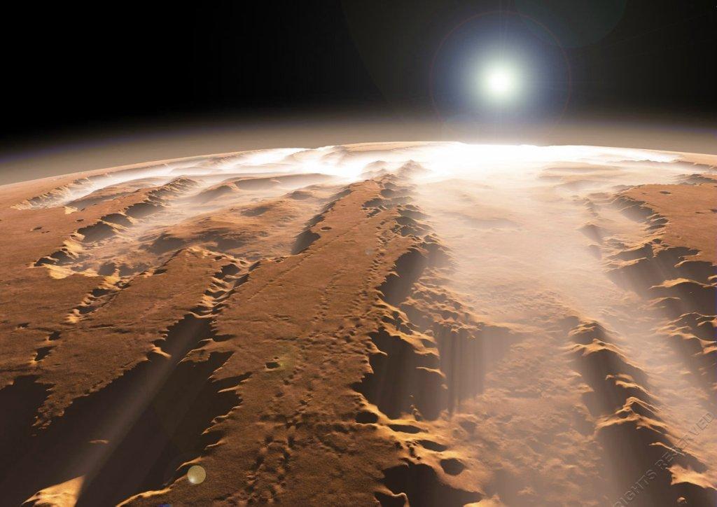 Марс - будущее человечества?