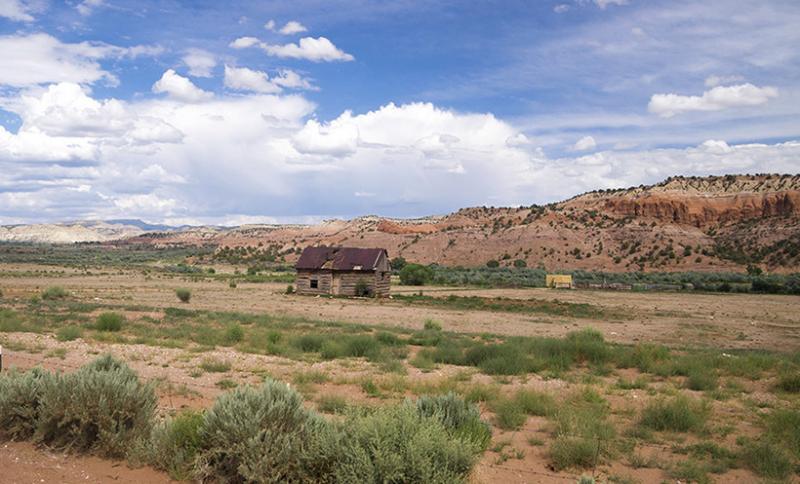 Адское ранчо с окнами в иной мир