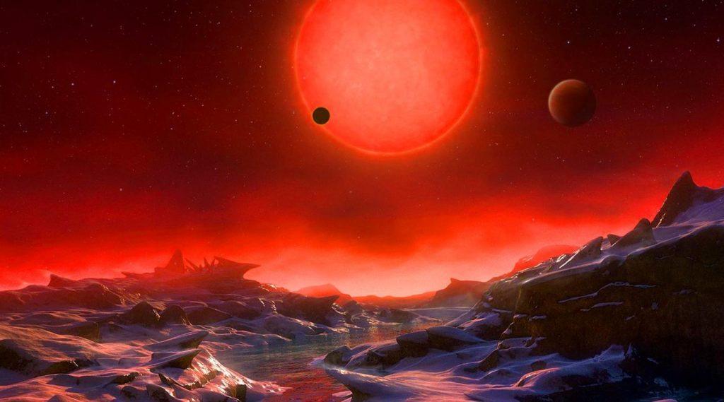 Обсерватория ALMA открыла новые планеты