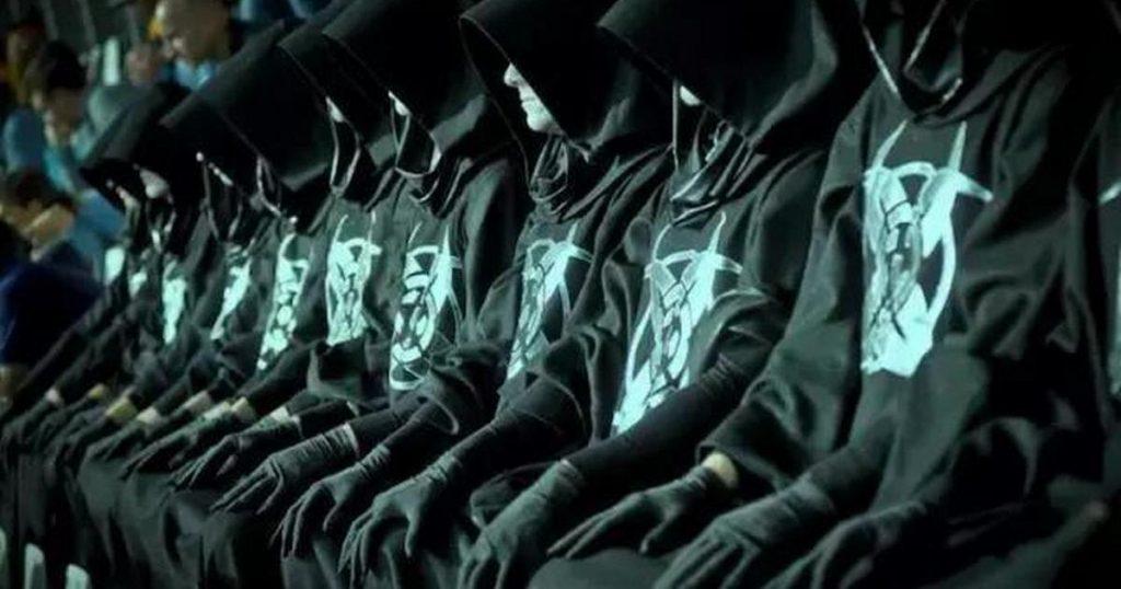 «Союз Девяти» на страже человечества