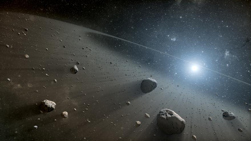 Планы НАСА по изучению астероидов Солнечной системы