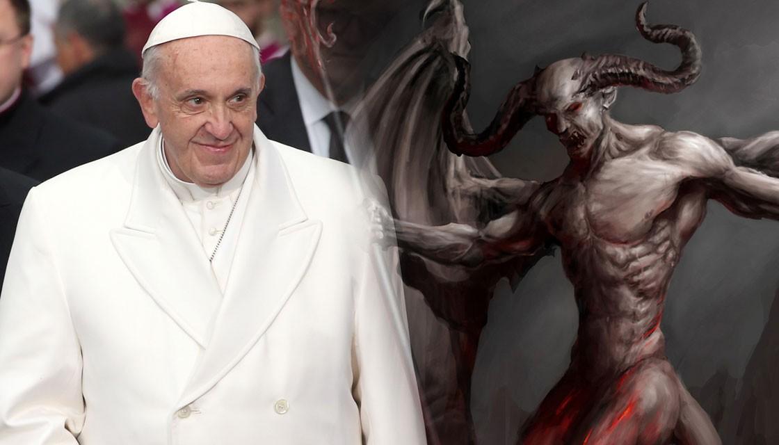 Ада нет - заявил папа римский