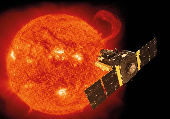 По орбите Солнца движется гигантский неопознанный объект