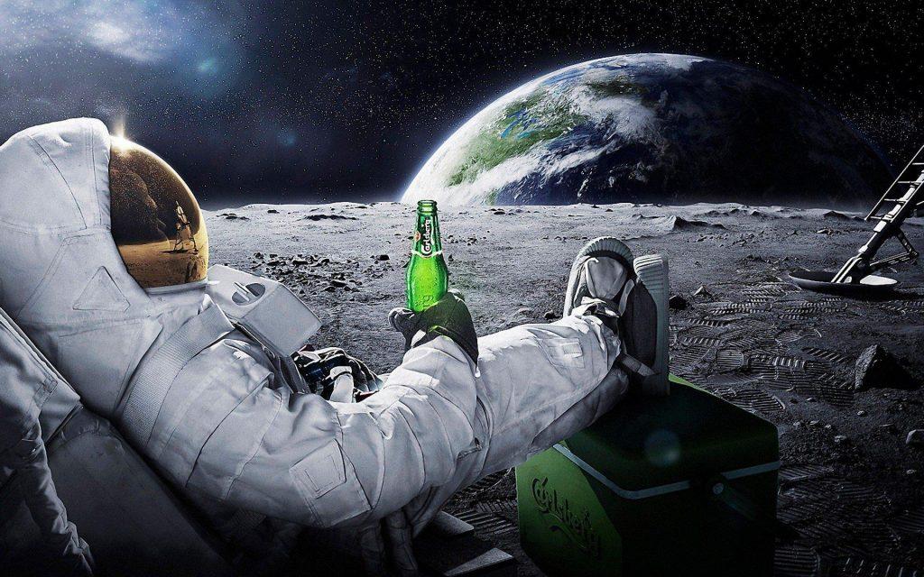 Космическое пиво