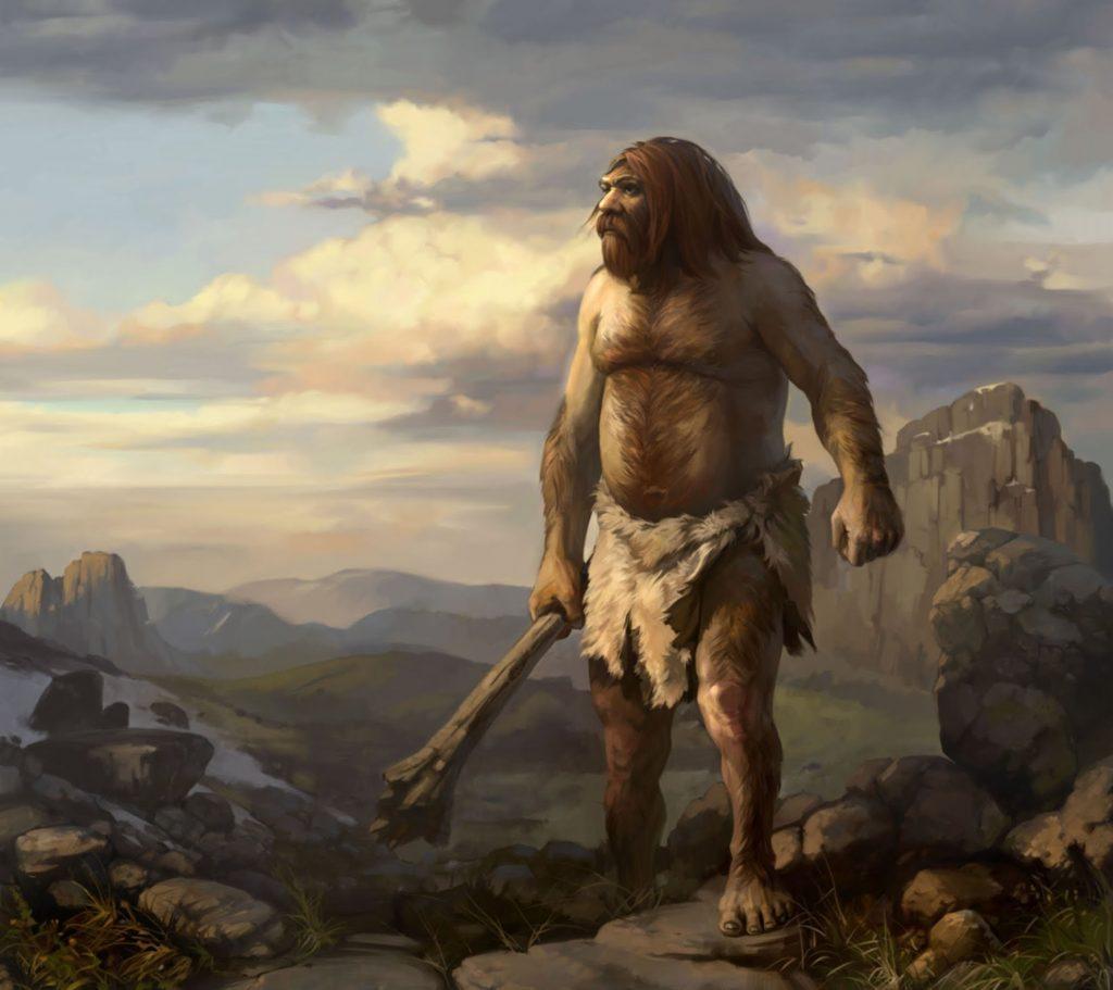Наши предки истребили и съели неандертальцев