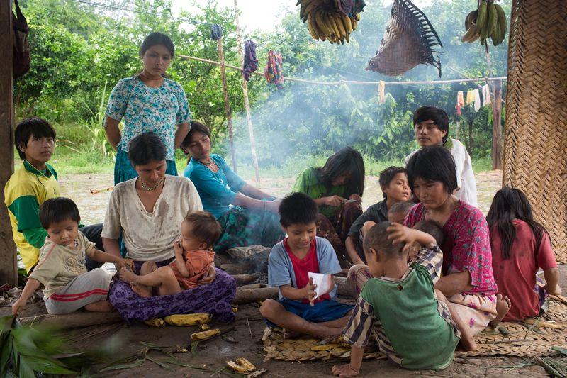 Цимане: племя людей которые не стареют
