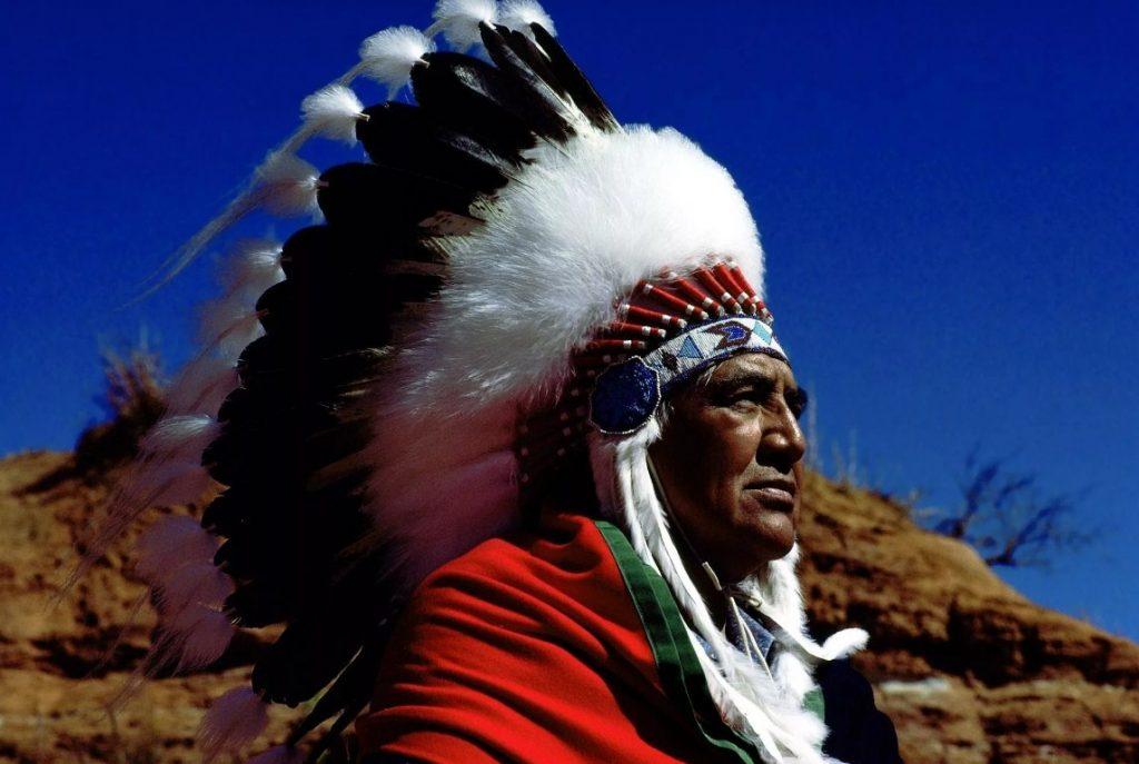 Вождь индейского племени проклял всех американских президентов, чье назначение на пост придется на год, кратный 20
