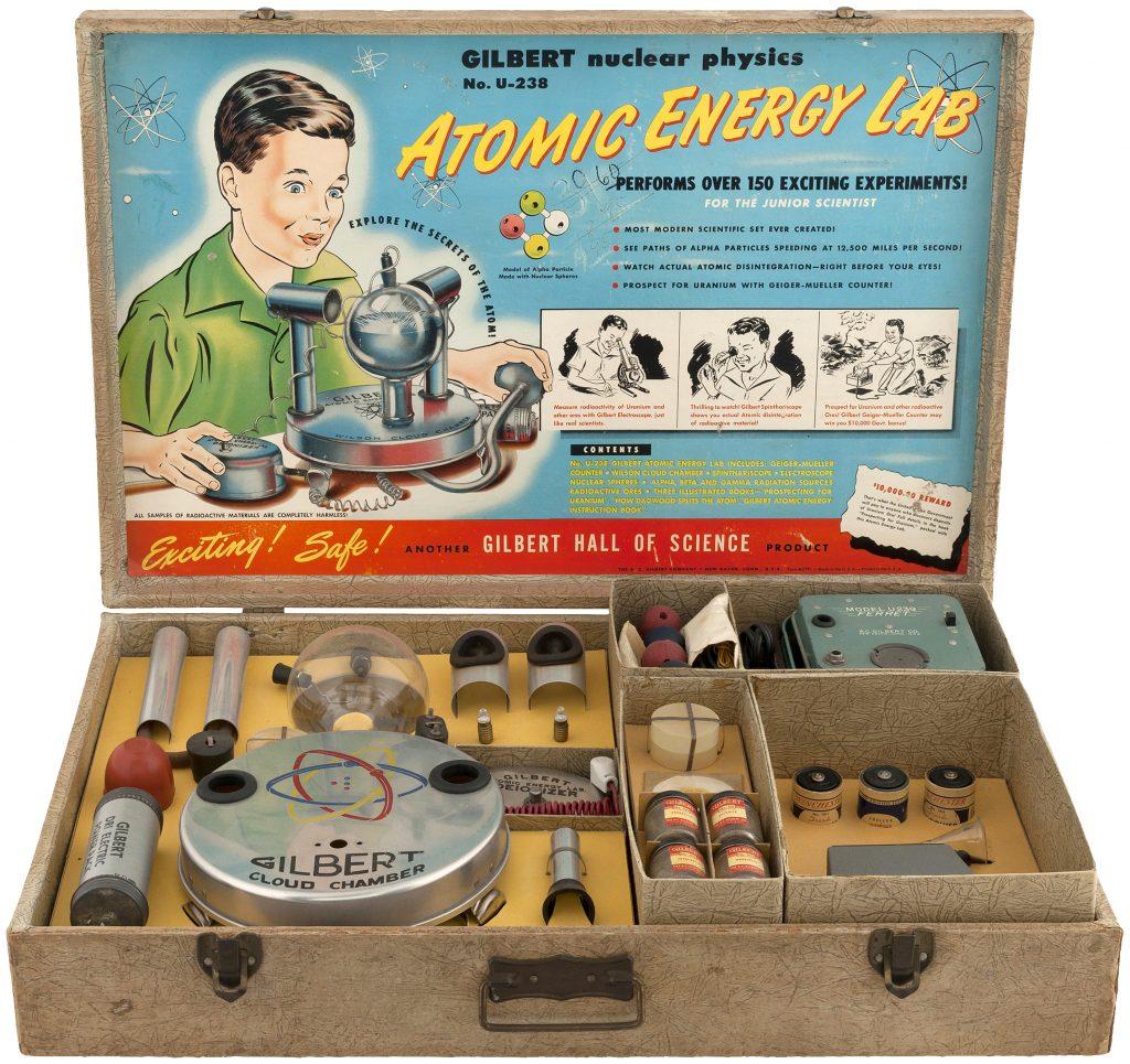 Радиоактивные игрушки