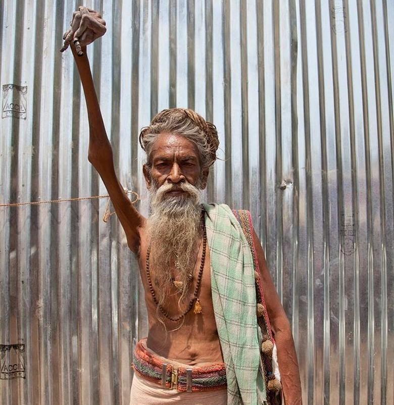 Индийский йог 2 месяца обходился без воды