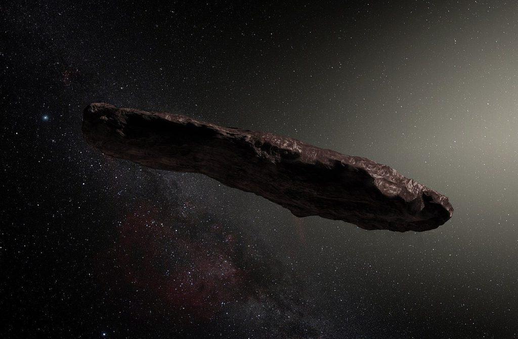 Настоящий пришелец: астрономы обнаружили межзвездный астероид
