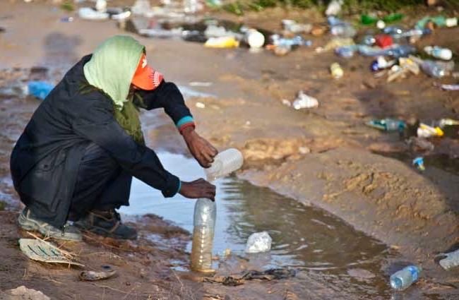 Человечеству грозит нехватка воды