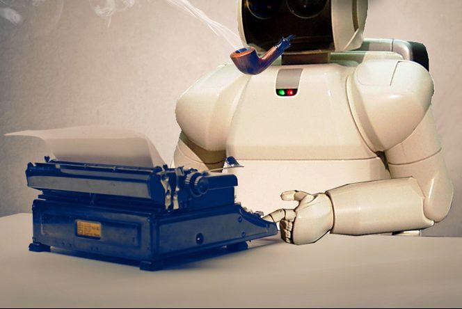 Новости пишет робот