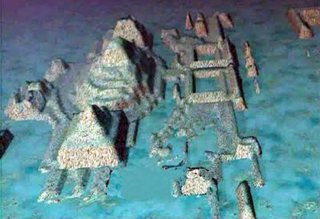 У берегов Австралии найдены загадочные руины