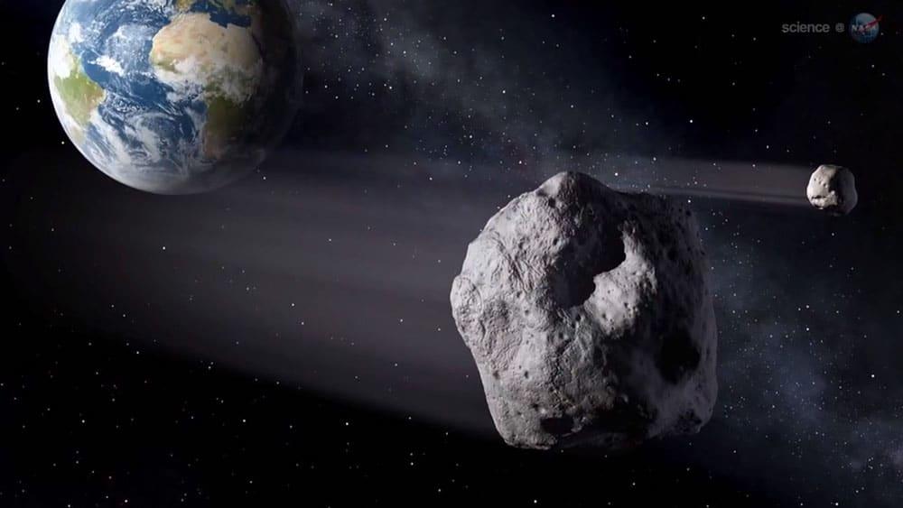 У Земли два естественных спутника