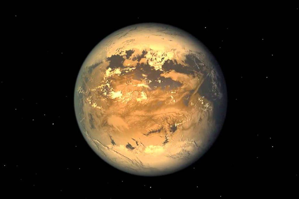 Найдена планета, подходящая для жизни