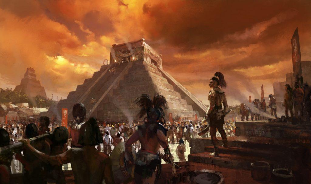 Цивилизацию майя погубила засуха