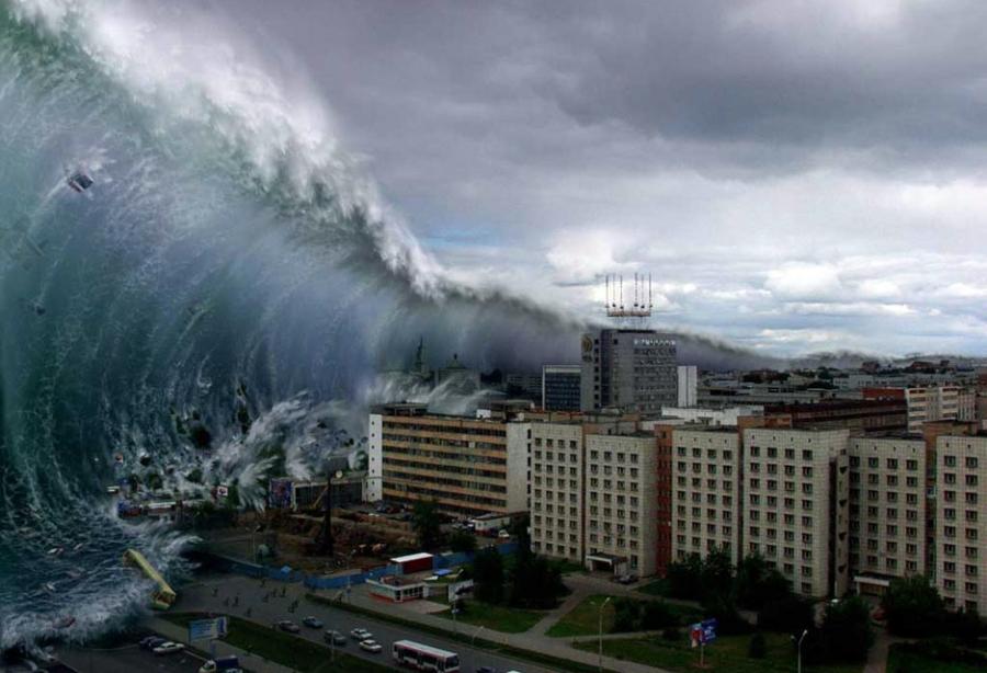 Когда начнется Всемирный потоп?