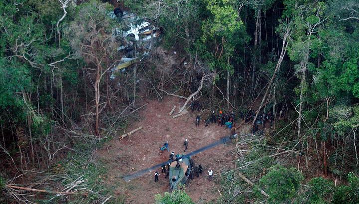 Бразильское племя добилось компенсации