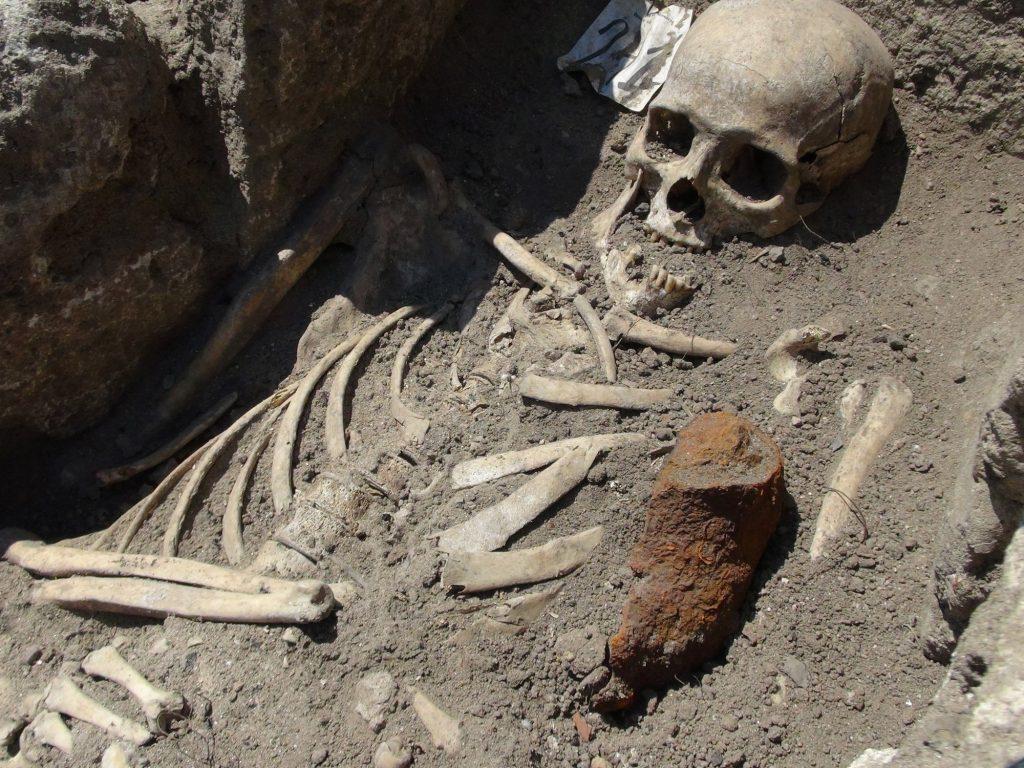 Самый древний житель Евразии