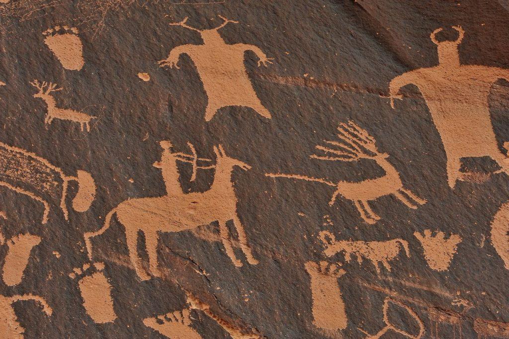 Найдена пещерная картинная галерея майя