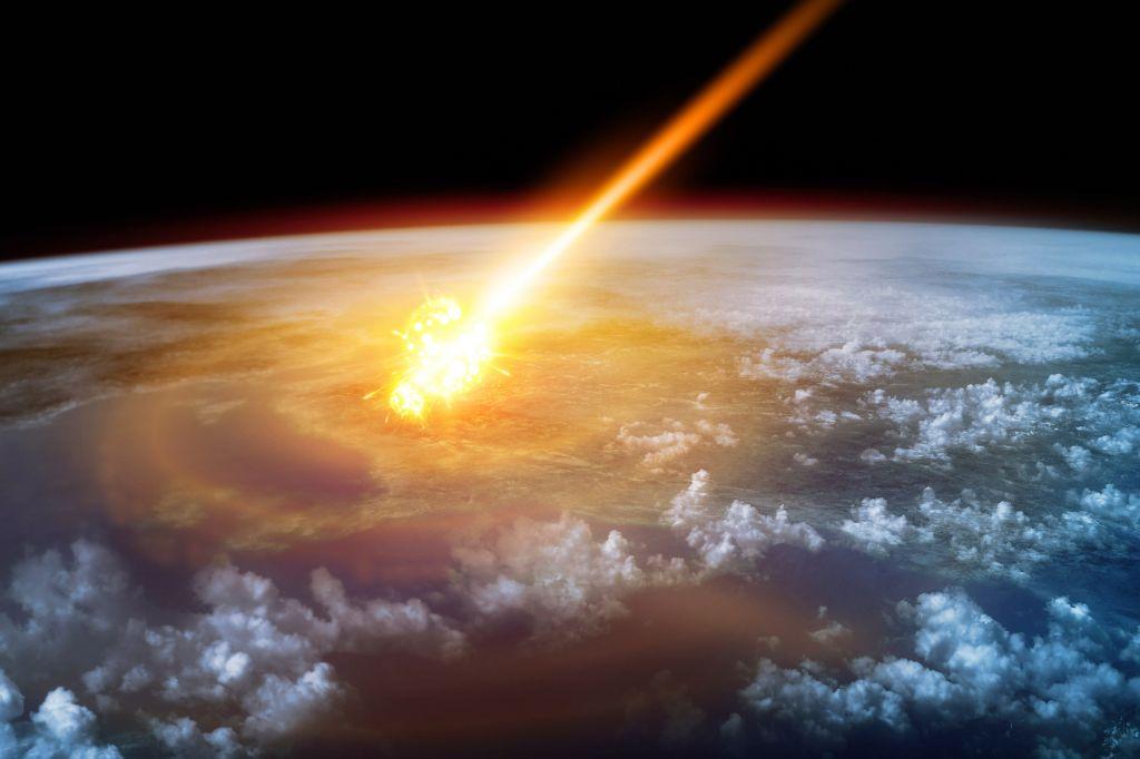 Все упавшие на Землю метеориты - «родственники»