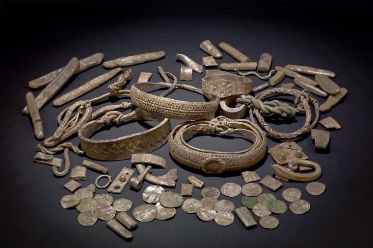 Роскошь бронзового века