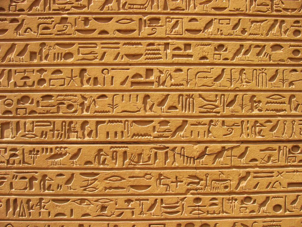 Тайна египетских иероглифов - догадка Франсуа Шампольона