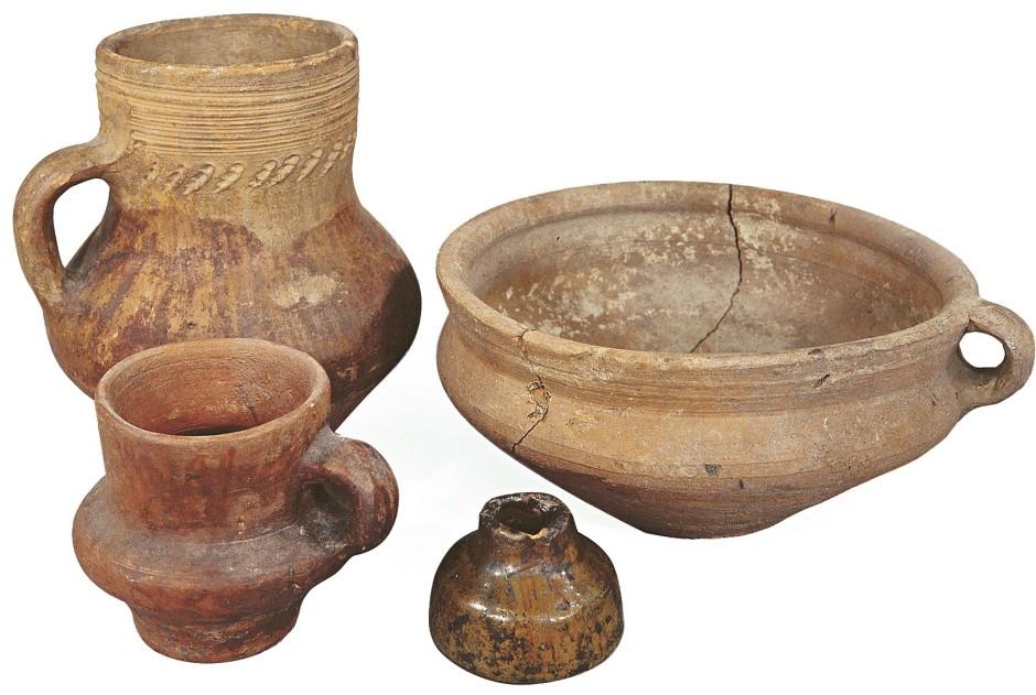 Фарфор возрастом 1500 лет