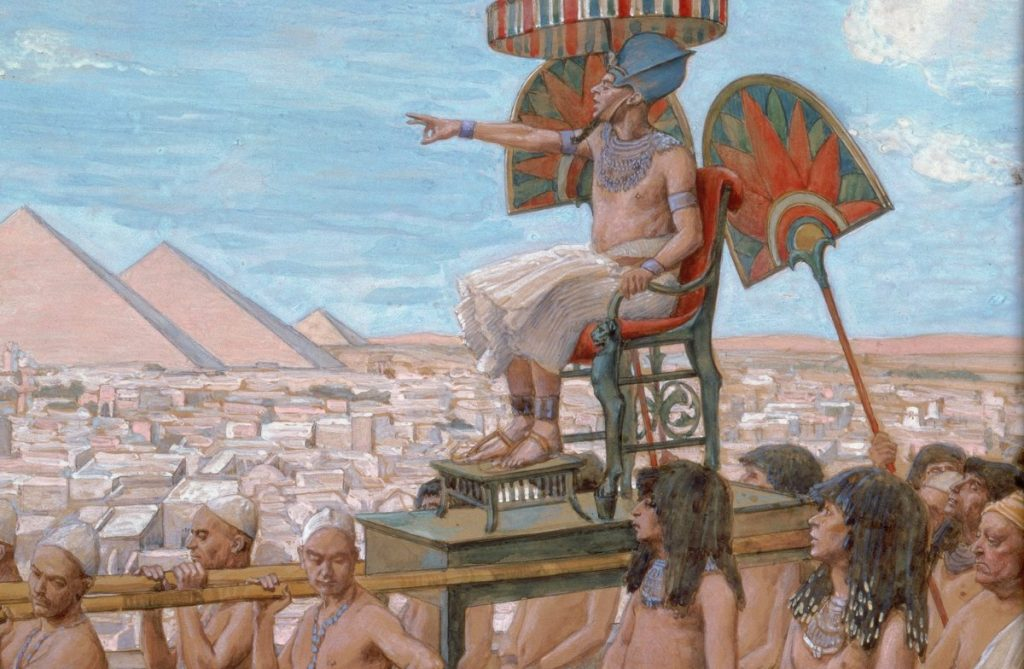 Исход из Египта - Библия как история