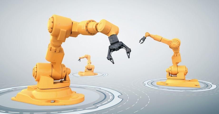 Роботов научили размножатся!