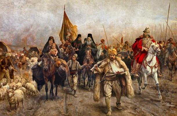 Песнь о Нибелунгах - эхо великого переселения народов