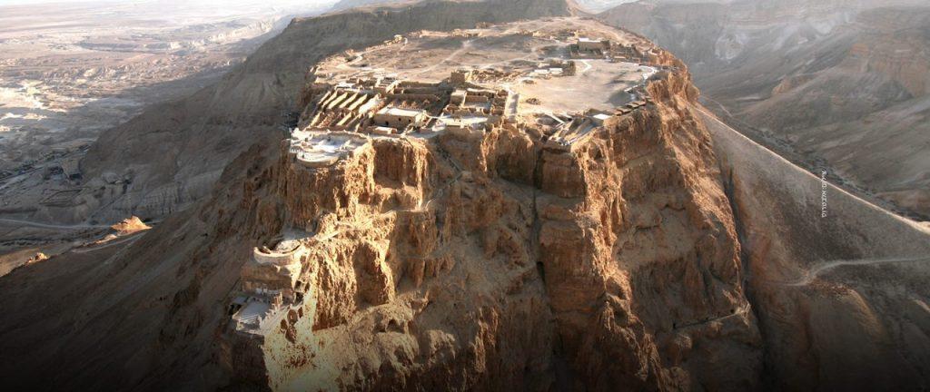 Падение крепости Масада