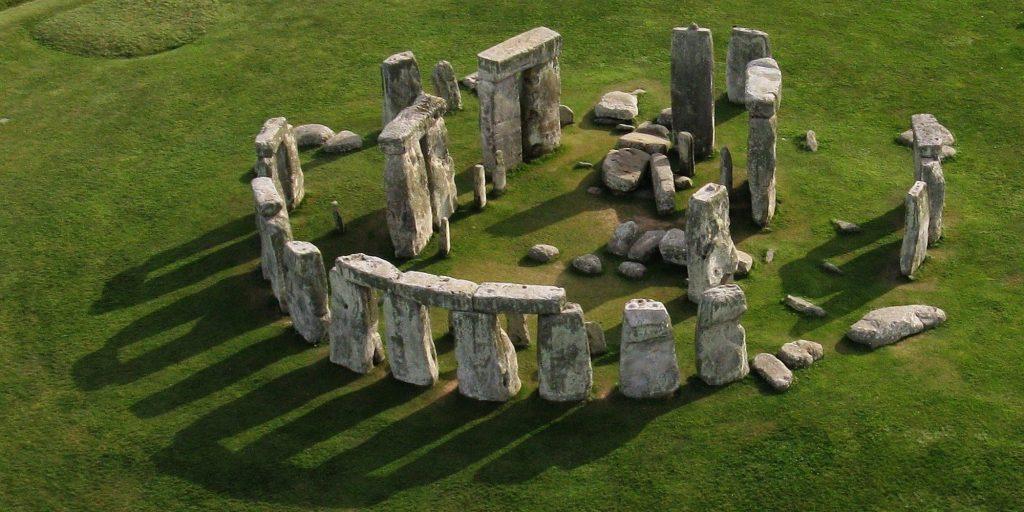 Стоунхендж - каменный круг древних
