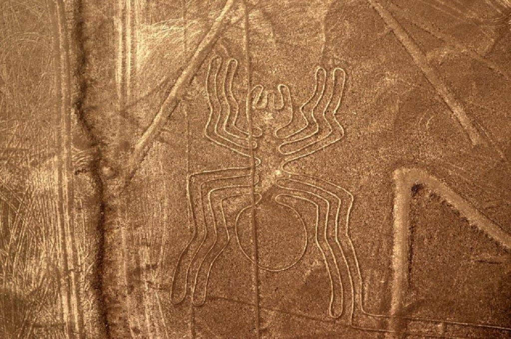 Гигантские фигуры Наски - тайны древних мастеров